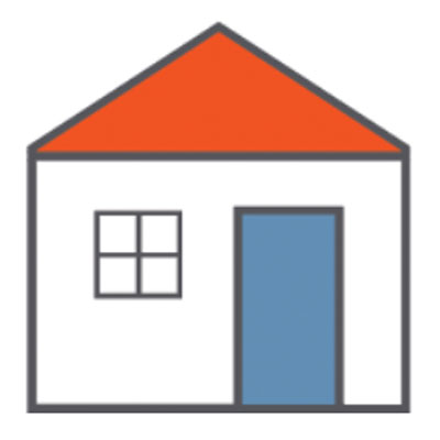 house icon for one2one