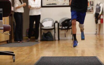 Daniel: A step ahead prosthetics