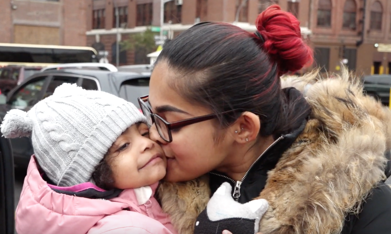 HBO Funds Single Mother from Foster Care System