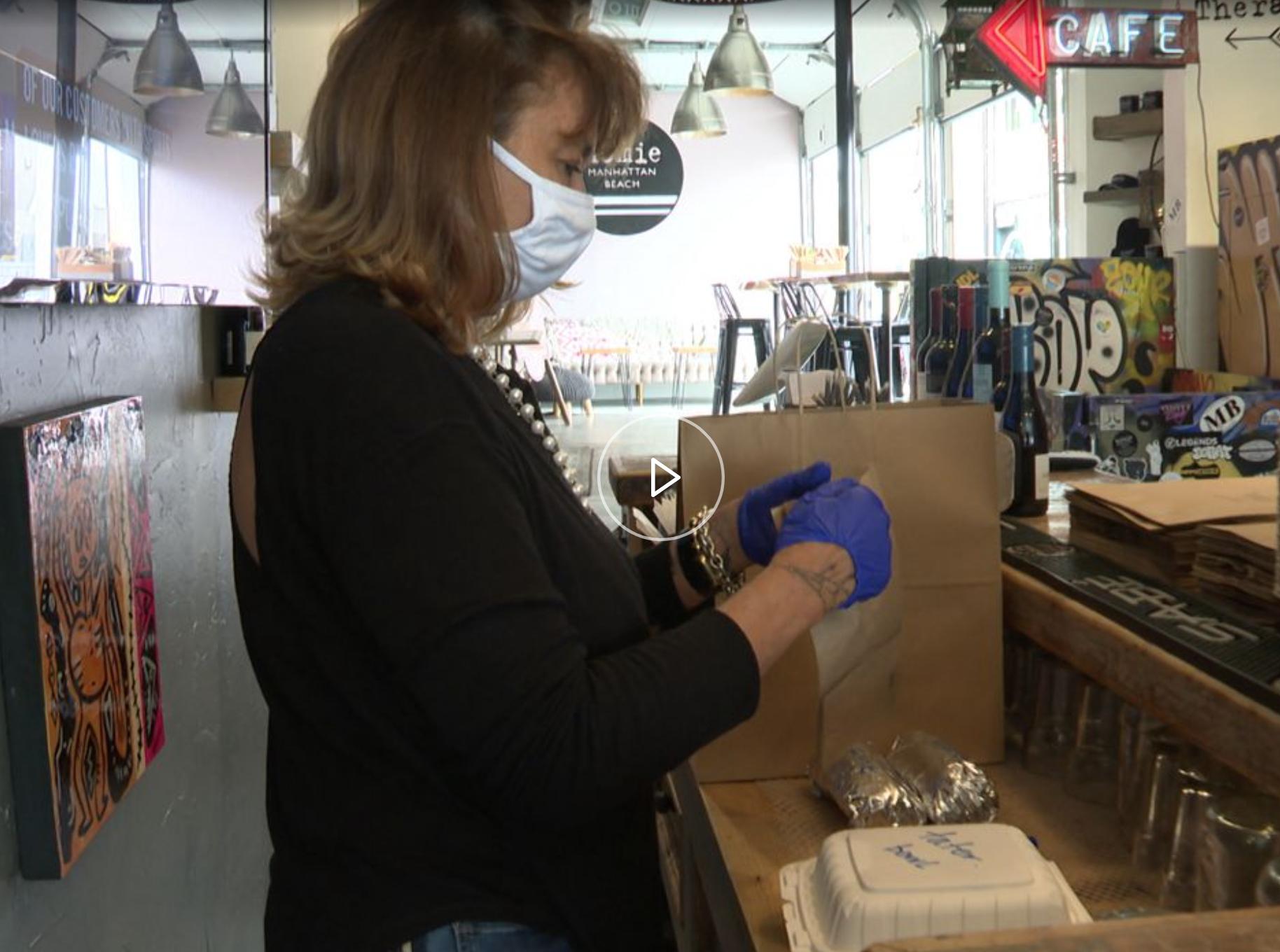 Residents Raise $600K for Manhattan Beach Small Businesses